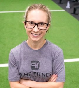 Katie McNary, B.S., CPT Strength Coach, Office Manager Prime Fitness in Clarksville in Clarksville, TN